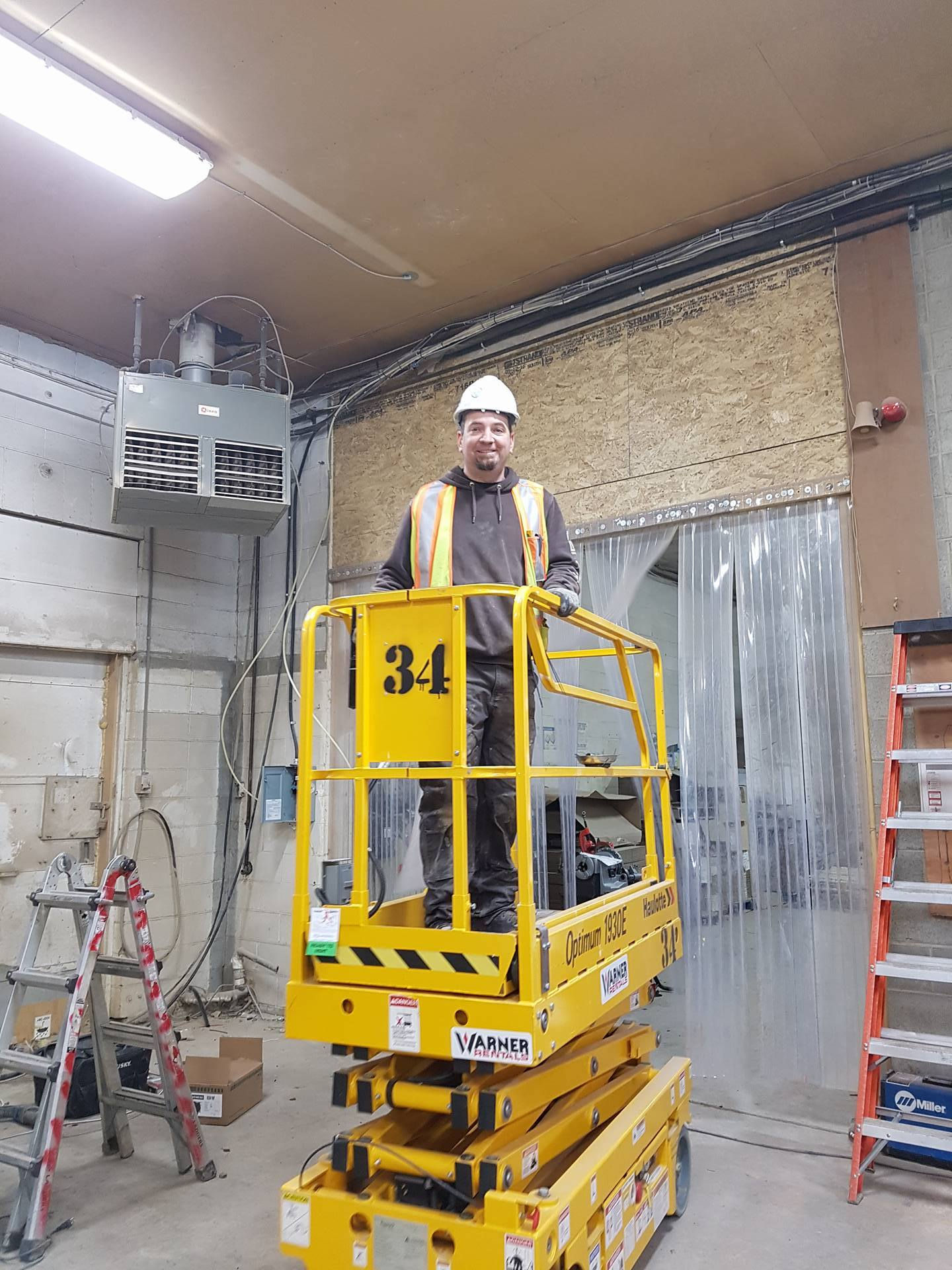 Light Industrial Electrical Work